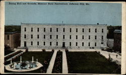 Dining Hall and Grounds, Missouri State Penitentiary
