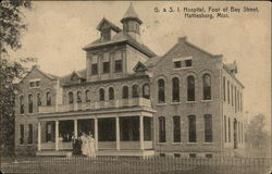 G & S. I. Hospital, Foot of Bay Street