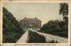 State Normal School from Main Street
