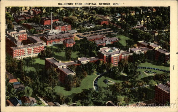 Henry ford hospital detroit mi doctors for Ford motor company detroit michigan phone number