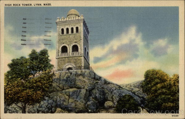 High Rock Tower Lynn Massachusetts