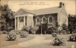 Alumni Memorial Library, Ursinus College