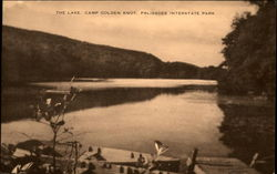 The Lake, Camp Goldne Knot, Palisades Interstate Park