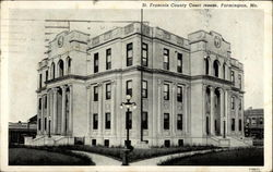 St. Francois County Court House