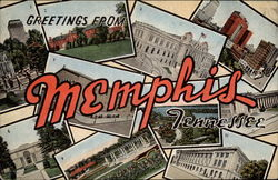 Greetings from Memphis, Tennessee