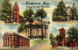 Florence, Alabama City of Beautiful Churches