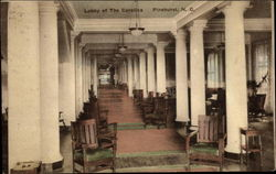 Lobby of the Carolina