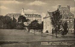 Gifford and Monroe Halls, Middlebury College