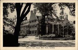 Chapel Hill North Carolina Vintage Postcards Images