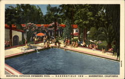 Bakersfield Inn, CA, Swimming Pool