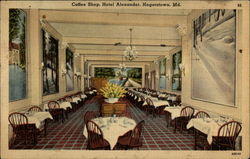 Coffee Shop, Hotel Alexander