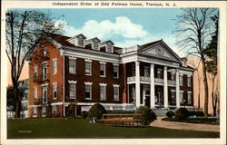 Independent Order of Odd Fellows Home
