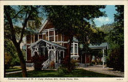 Former Residence of W. F. Cody (Buffalo Bill)
