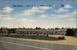 Ross Motel on U.S. 17