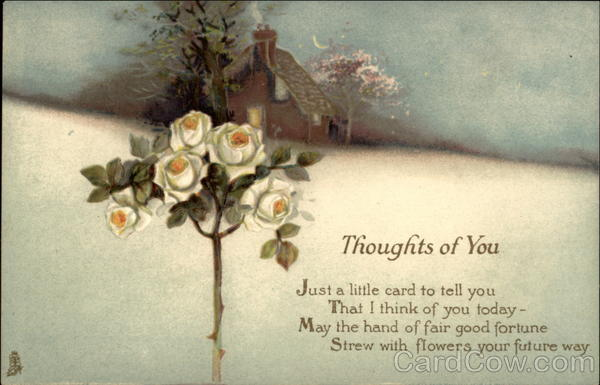 Thoughts of You Greetings