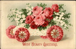 With Hearty Greetings