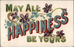 May All Happiness Be Yours