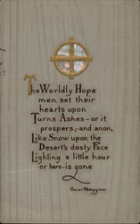 The Worldly Hope