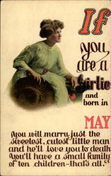 If You are a Girlie and Born in May