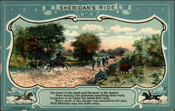 Sheridan's Ride No. 4
