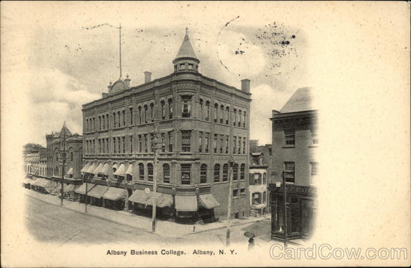 Albany Business College New York