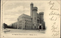 13th Regiment Armory N.G.N.Y