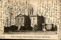 Glenn County Courthouse