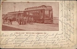 """Valley Line"" Motor Car"
