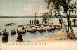 The Boat Landing, Canobie Lake Park, N. H
