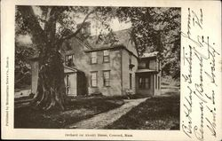 Orchard (or Alcott) House, Concord, Mass