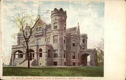 The Geo. A Joslyn Residence, 39th & Davenport