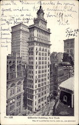 Gillender Building, New York