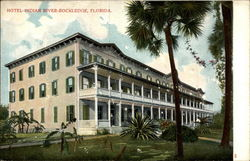 Hotel-Indian River-Rockledge, Florida