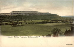 "H 6585 a. ""Terrace Mountain"", Schoharie, N.Y"