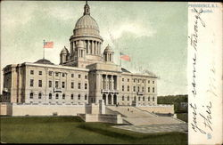 The Capitol in Providence