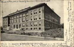 Brockton High School, Brockton, Mass
