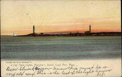 Twin Lights, Thatcher's Island