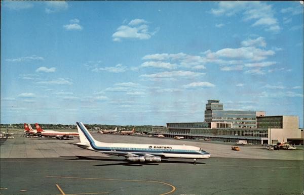 Dorval International Airport Montreal Canada Misc. Canada