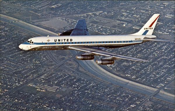 Fly the Friendly Skies of United Aircraft