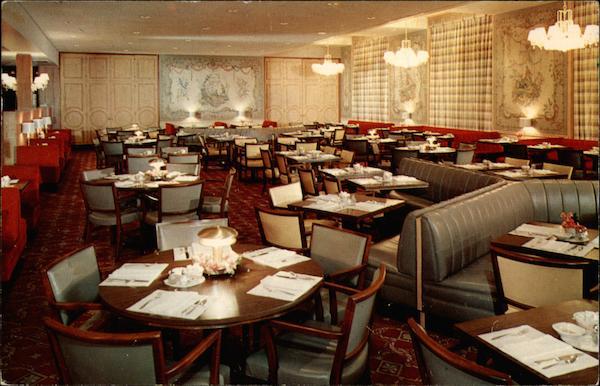 New Center Detroit Michigan Restaurants Private Room