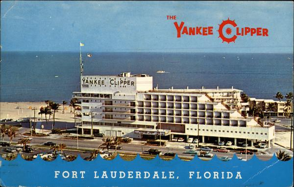 The Yankee Clipper Fort Lauderdale Florida