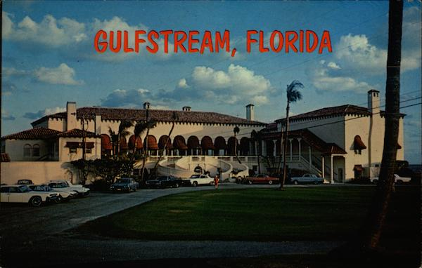 Gulfstream Florida's Golfstream Club
