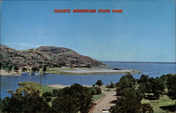 Quartz Mountain State Park Oklahoma