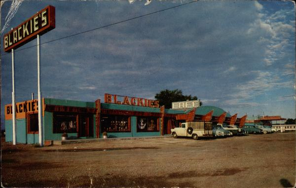 Blackie S Place Moriarty Nm