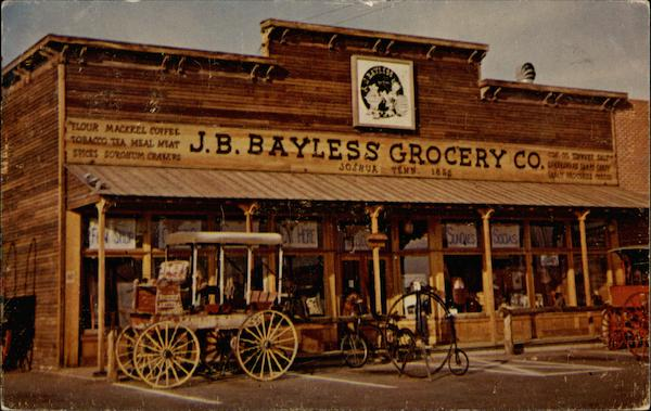 A.J. Bayless Country Store Museum Phoenix Arizona