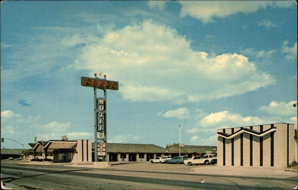 The Sands Motel Cheyenne Wyoming