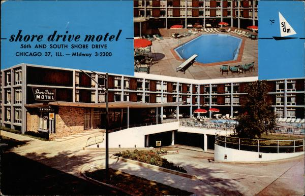 Shore drive motel chicago il for Motels in chicago