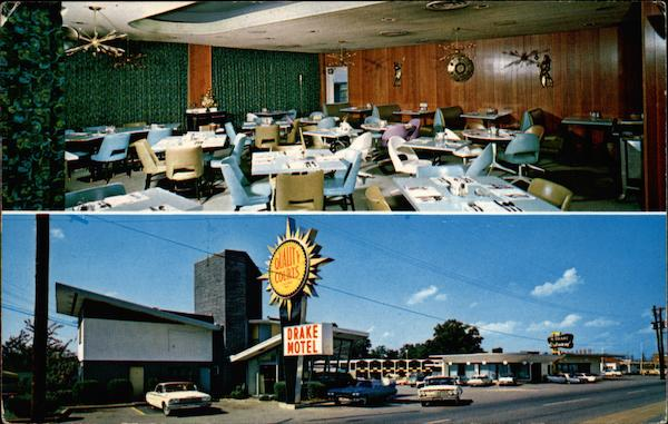 Quality Inn & Drake Restaurant in Chattanooga, Tenn Tennessee