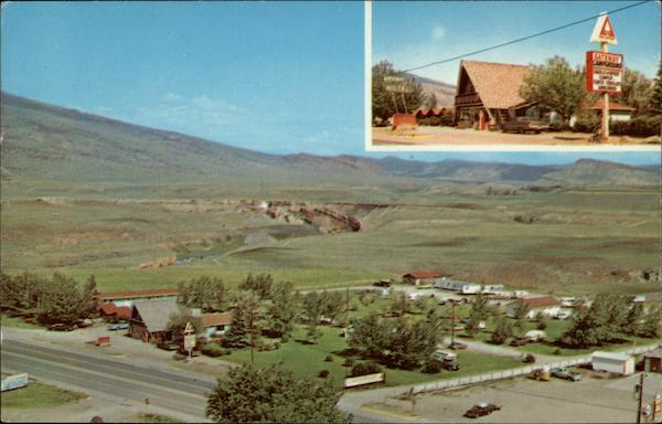 Gateway Motel and Campground Cody Wyoming