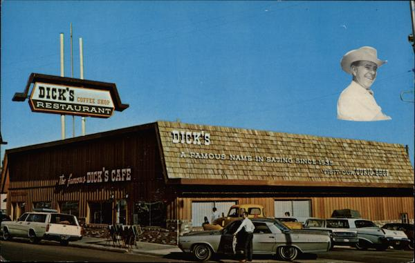 Dick's Cafe St. George Utah